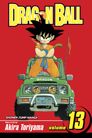Dragon Ball Vol. 13: Piccolo Conquers the World