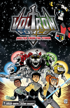 Voltron Force, Volume 1: Shelter from the Storm