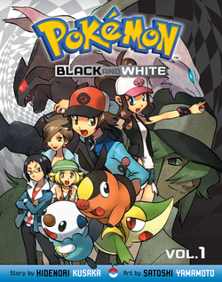 Pokémon Black and White, Volume 1