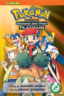 Pokémon Adventures: Diamond and Pearl/Platinum, Volume 2