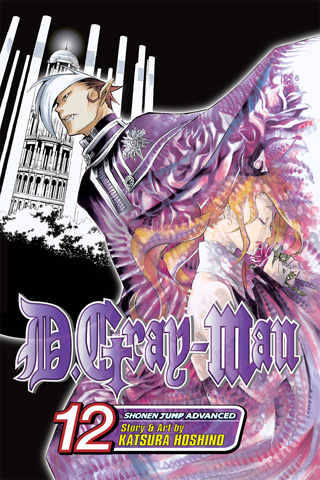 D.Gray-man Vol. 12: Fight to the Debt
