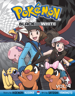 Pokémon Black and White, Volume 4