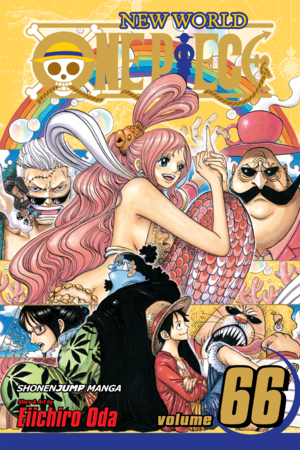 One Piece Vol. 66: The Road Toward The Sun