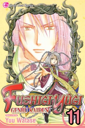 Fushigi Yûgi: Genbu Kaiden, Volume 11