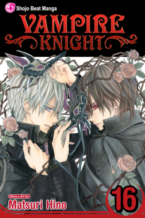 Vampire Knight Vol. 16: Vampire Knight, Volume 16