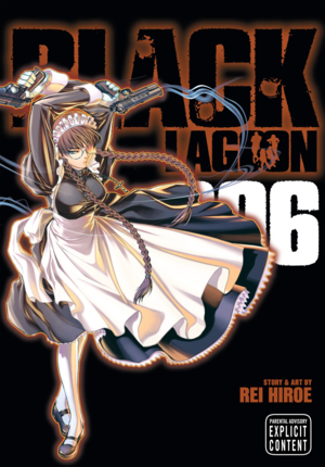 Black Lagoon, Volume 6
