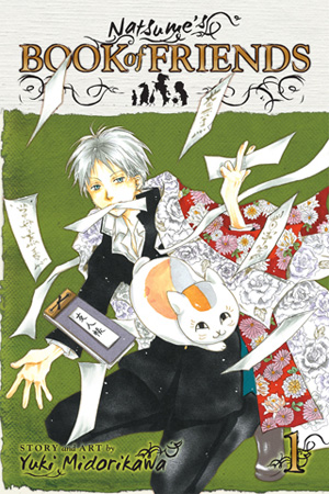 Natsume's Book of Friends Vol. 1: Natsume's Book of Friends, Volume 1