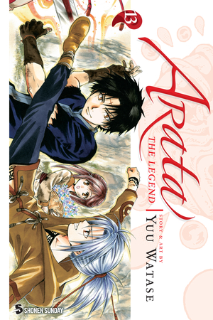 Arata: The Legend, Volume 13