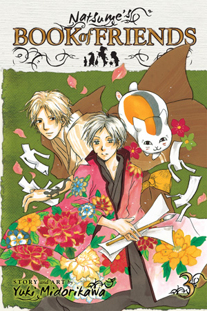 Natsume's Book of Friends Vol. 3: Natsume's Book of Friends, Volume 3