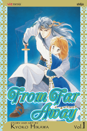 From Far Away Vol. 1: Free Preview!!