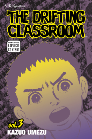 The Drifting Classroom, Volume 3