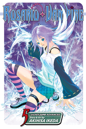 Rosario+Vampire Vol. 5: Lesson Five: Abominable Snowgirl