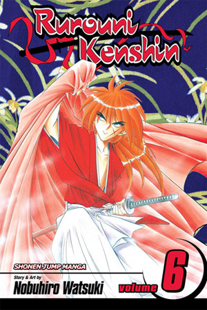 Rurouni Kenshin Vol. 6: No Worries