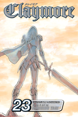 Claymore Vol. 23: Mark of the Warrior