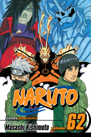 Naruto Vol. 62: The Crack