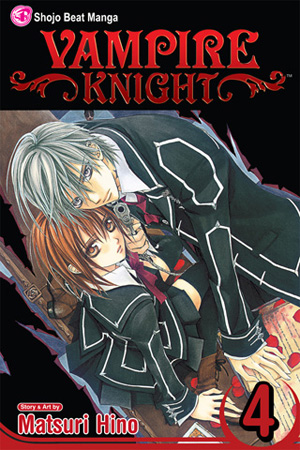 Vampire Knight, Volume 4