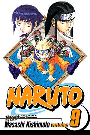 Naruto Vol. 9: Neji vs. Hinata