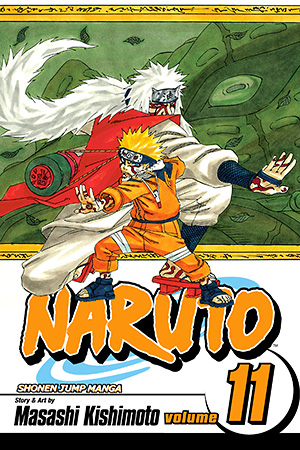 Naruto Vol. 11: Impassioned Efforts