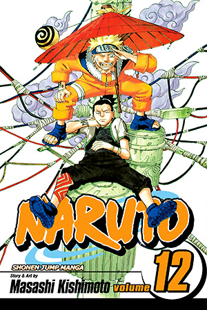 Naruto Vol. 12: The Great Flight
