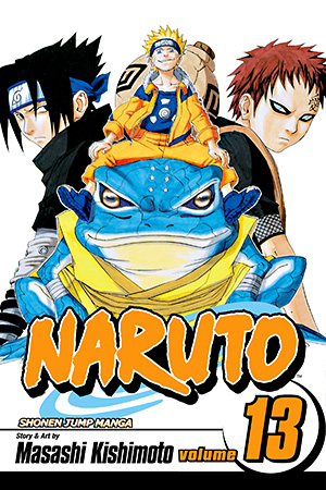 Naruto Vol. 13: The Chûnin Exam, Concluded...!!