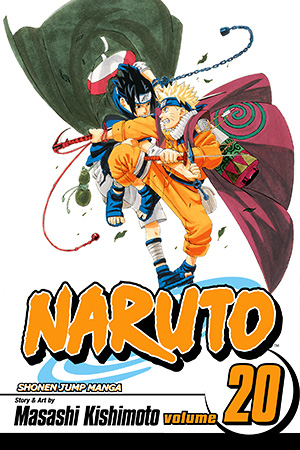 Naruto Vol. 20: Naruto vs. Sasuke