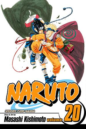 Naruto Vol. 20: Naruto vs. Sasuke