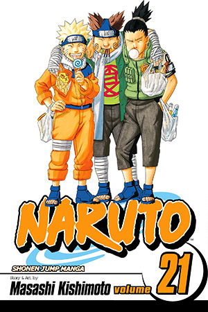 Naruto Vol. 21: Pursuit