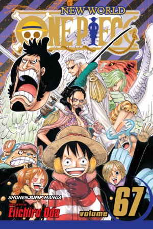 One Piece Vol. 67: Cool Fight