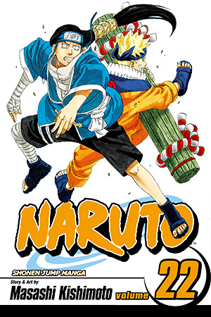 Naruto Vol. 22: Comrades