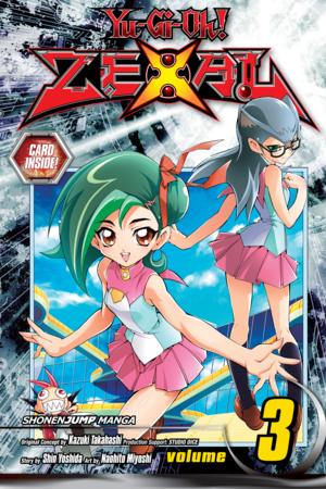 Yu-Gi-Oh! Zexal, Volume 3