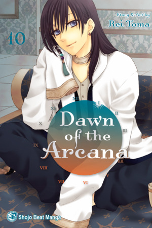 Dawn of the Arcana Vol. 10: Dawn of the Arcana, Volume 10