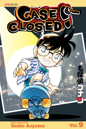 Case Closed, Volume 9