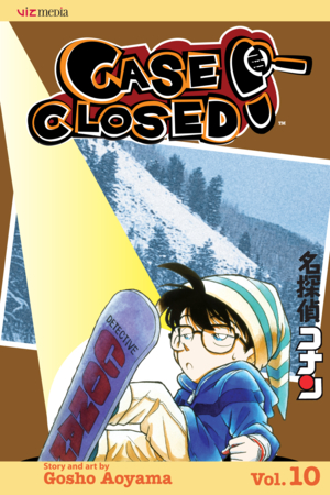 Case Closed, Volume 10