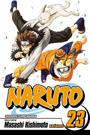 Naruto Vol. 23: Predicament