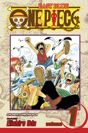 One Piece Vol. 1: Free Preview