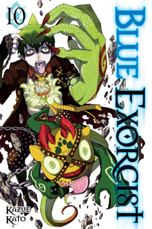 Blue Exorcist, Volume 10