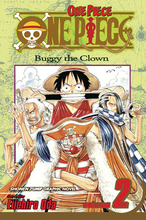 One Piece Vol. 2: Buggy the Clown