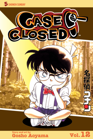 Case Closed Vol. 12: Who Shanked Teddy?