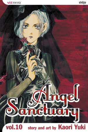 Angel Sanctuary Vol. 10: Angels On High/Place Of Torments