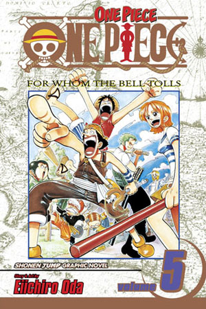 One Piece Vol. 5: For Whom the Bell Tolls