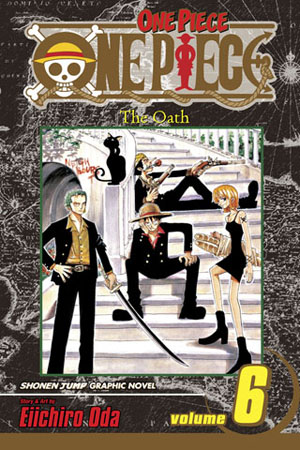 One Piece Vol. 6: The Oath