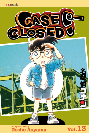 Case Closed Vol. 13: Life's a Beach--Then You Get Murdered!