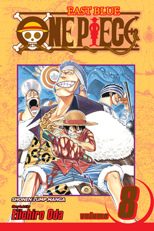 One Piece Vol. 8: I Won&#x27;t Die