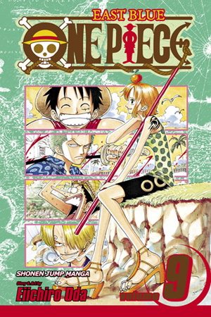 One Piece Vol. 9: Tears