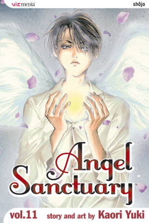 Angel Sanctuary Vol. 11: Impenitence of the Damned