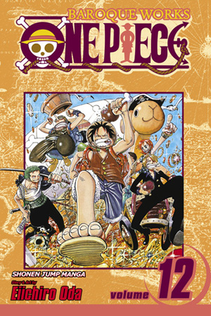 One Piece Vol. 12: The Legend Begins