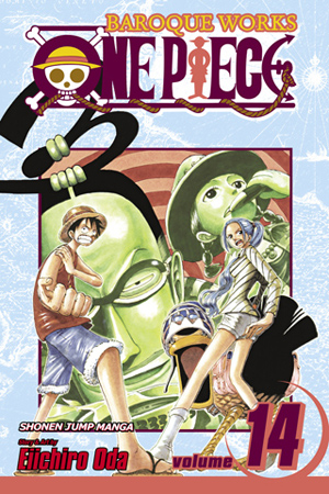 One Piece Vol. 14: Instinct