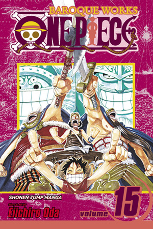 One Piece Vol. 15: Straight Ahead!!!