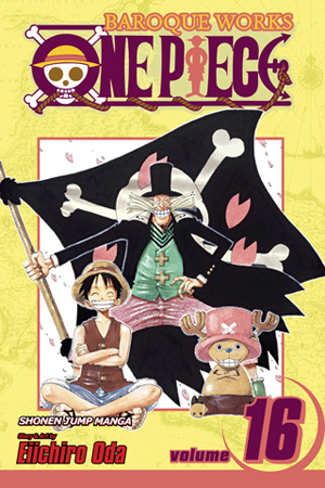 One Piece Vol. 16: Carrying on His Will
