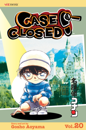Case Closed Vol. 20: Conan's Sense of Snow